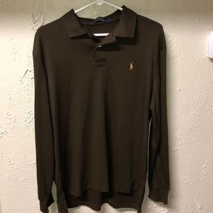 Polo Ralph Lauren Long Sleeve Collared Shirt